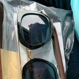 Tom Ford Ladies Sunglasses